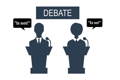 The Spirit of Debate image